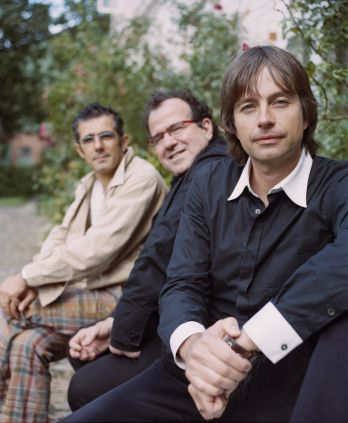 Sie eröffnen das Palatia Jazz Festivals 2015 am Samstag, 20. Juni, in der Gedächtniskirche Speyer: Paolo Fresu, Richard Galliano und Jan Lundgren (von links)