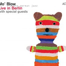 Samstag, 23. Juli 2016 | Mo' Blow - CD Release & Farewell Tour